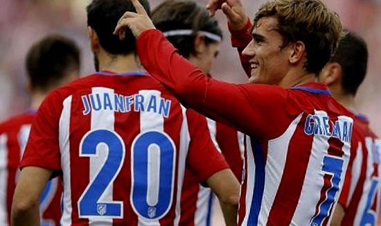Gol Antoine Griezmann Membawa Atletico Madrid Menang 1 – 0 Atas Deportivo La Coruna