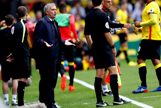 Masa Bulan Madu Jose Mourinho Di Manchester United Telah Berakhir