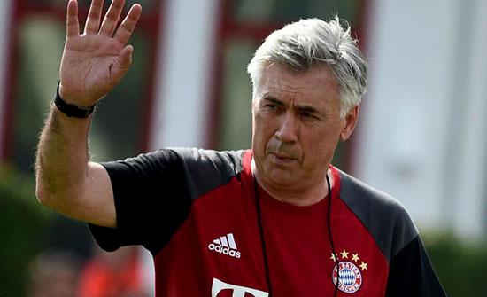 Statistik Bayern Munich Mengalami Penurunan Sejak Kedatangan Carlo Ancelotti