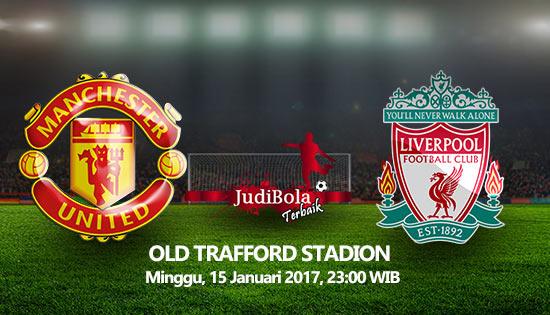 Prediksi Bola Manchester United Vs Liverpool 15 Januari 2016
