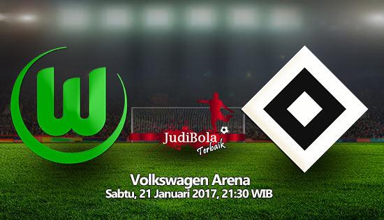 Prediksi VfL Wolfsburg vs Hamburg SV 21 Januari 2017
